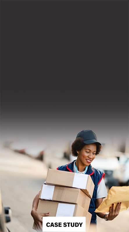 Coaching Focus partnership with Royal Mail